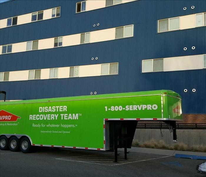 SERVPRO Disaster Team