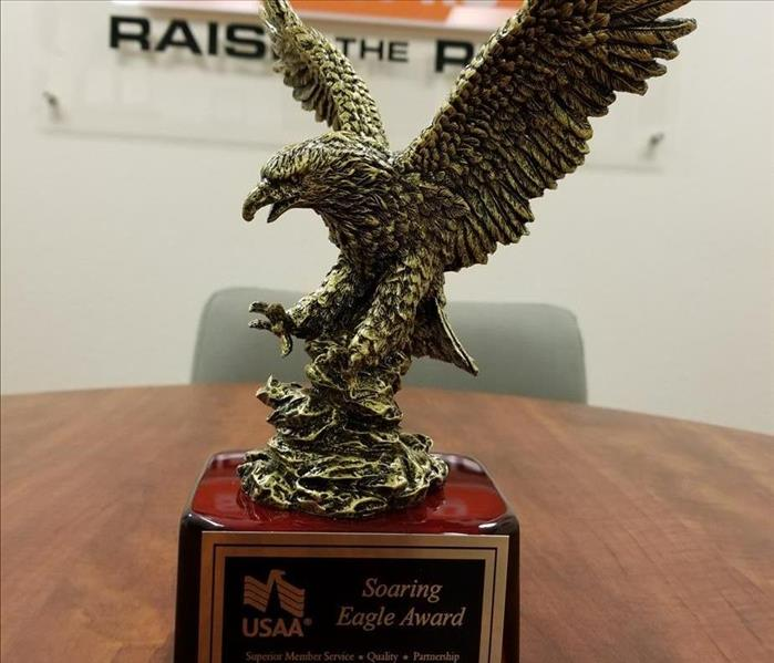 USAA Soaring Eagle Award
